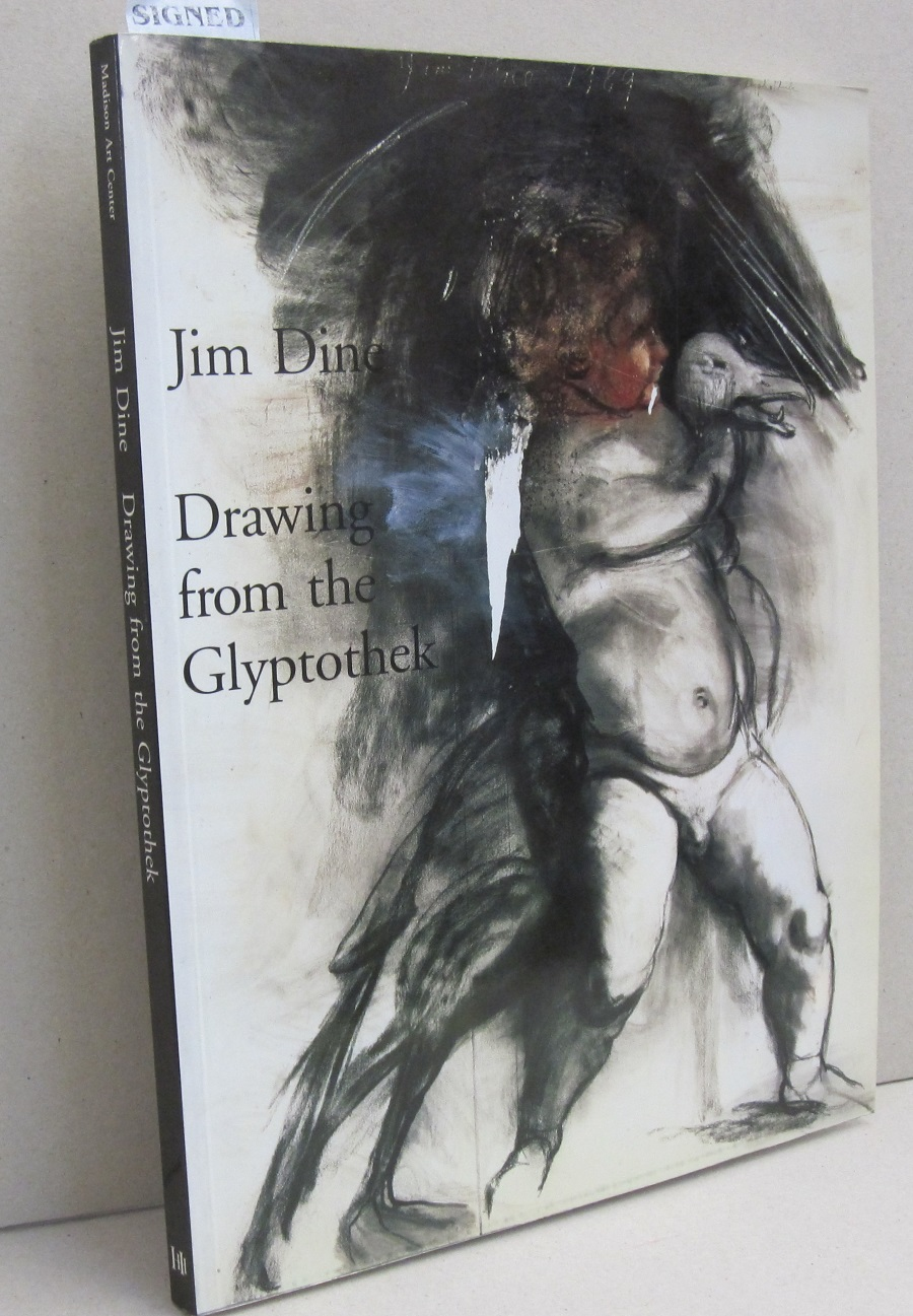 Jim Dine Drawing from the Glyptothek