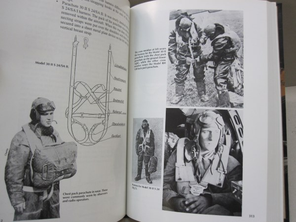 UNIFORMS AND TRADITIONS OF THE LUFTWAFFE - VOLUME 3 by John R , Adolph  Schlicht Angolia on Midway Book Store