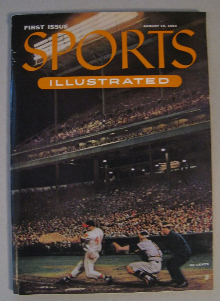 Sports Illustrated #1; First Issue.