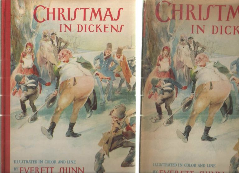 Christmas In Dickens. Charles Dickens.