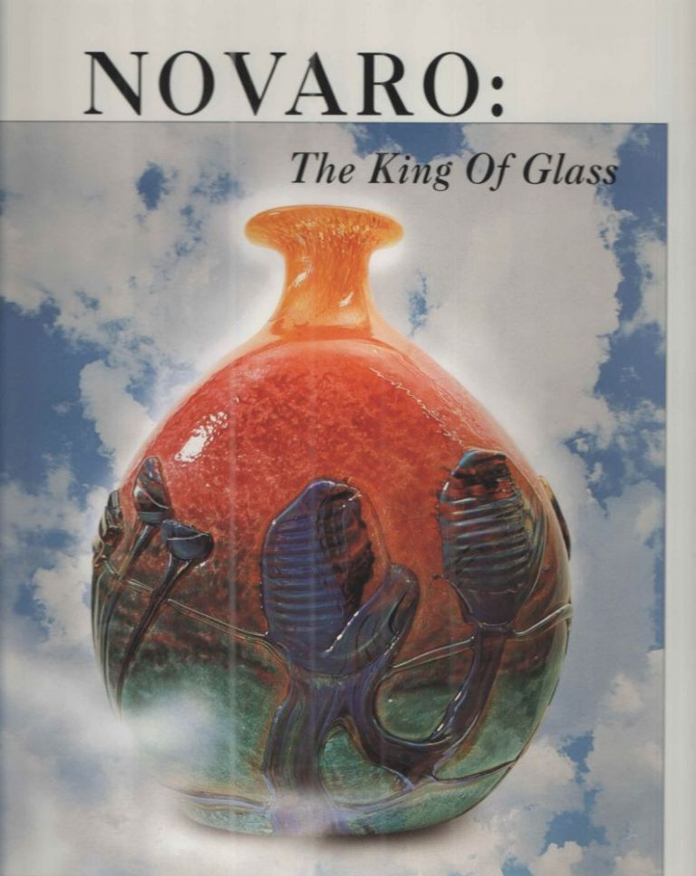 Novar: The King of Glass. Patricia-Trutty Coohill.