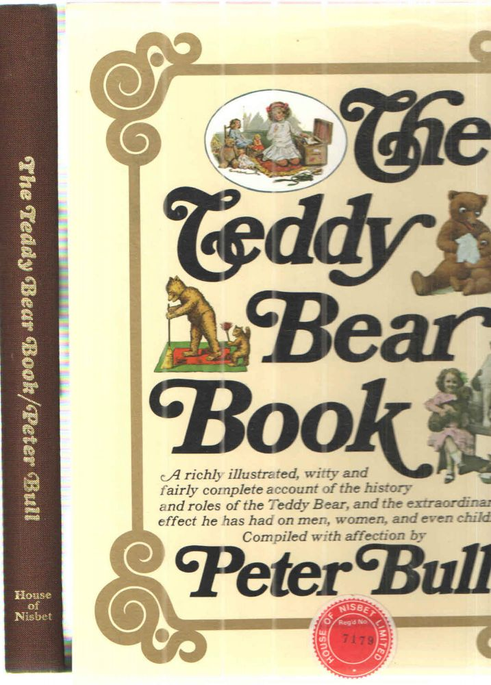 The Teddy Bear Book. Peter Bull.