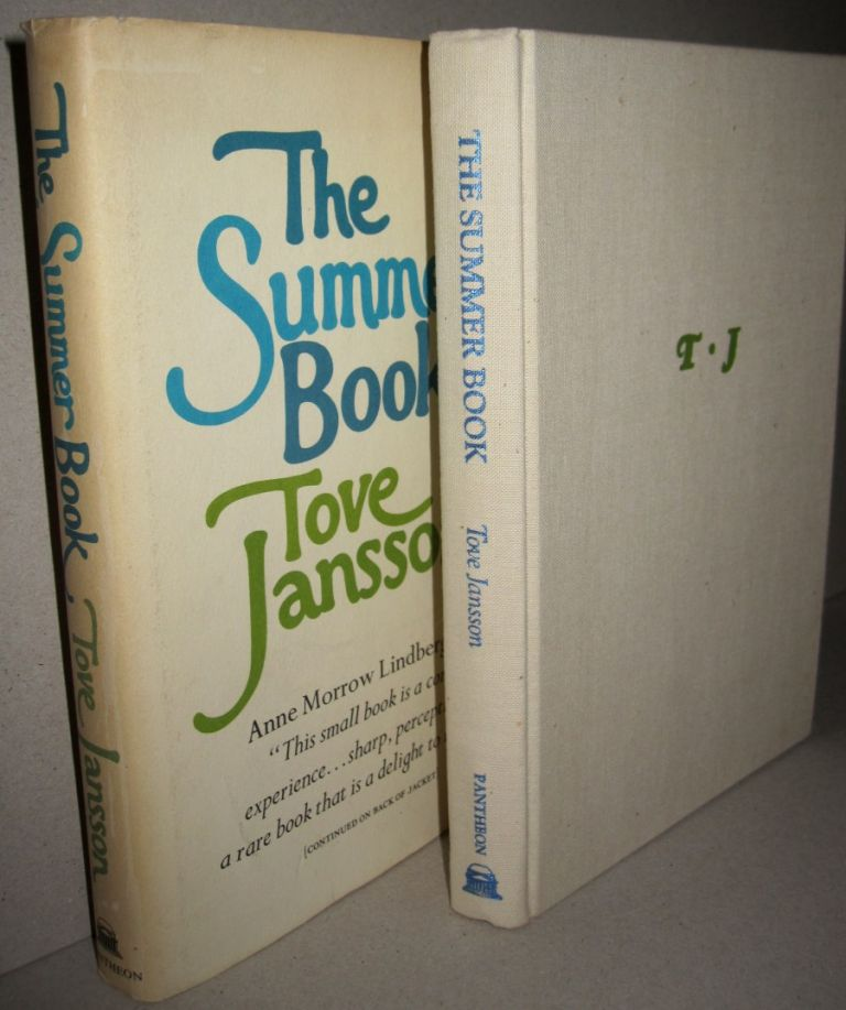 The Summer Book. Tove Jansson.