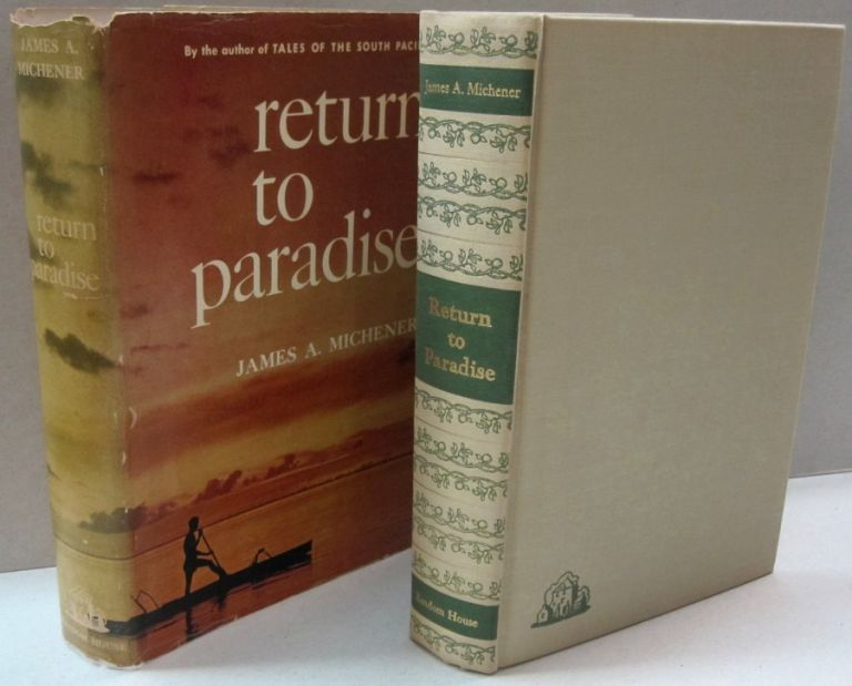 Return to Paradise. James A. Michener.