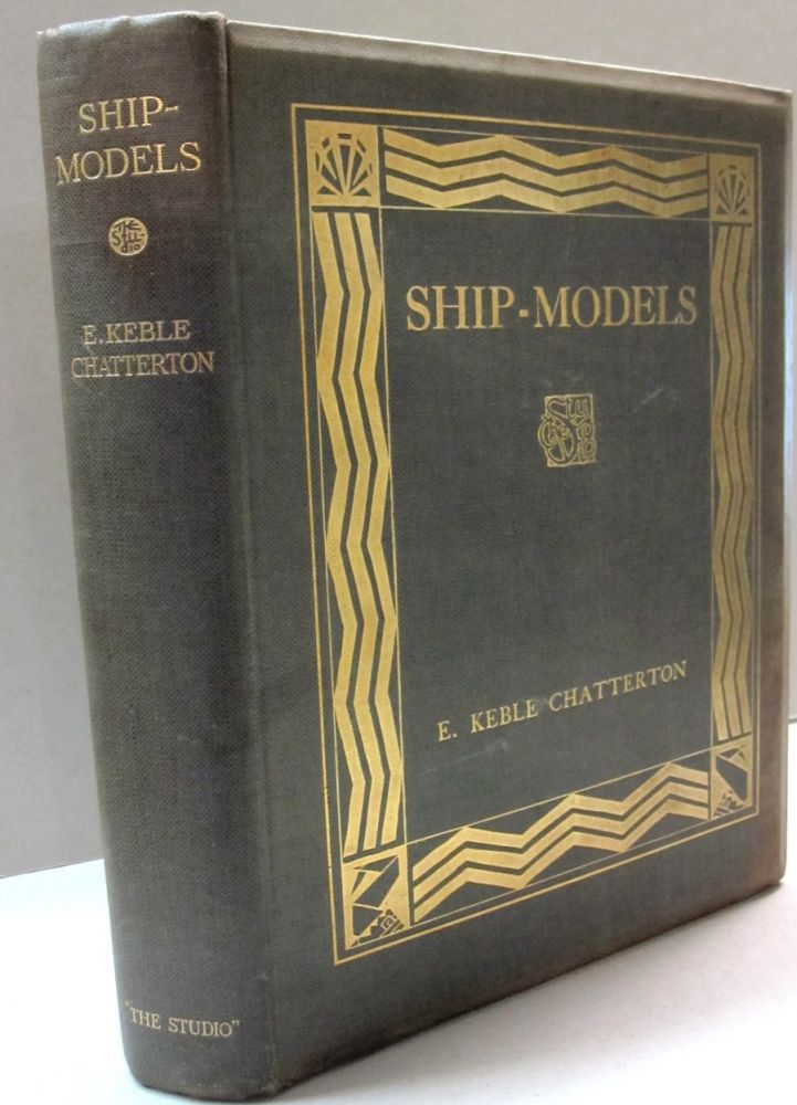Ship-Models. E Keble Chatterton.