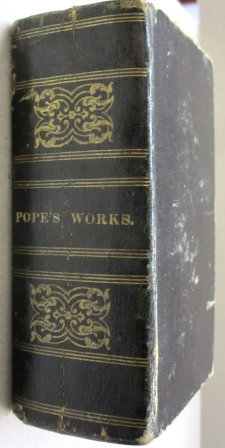 The Poetical Works of Alexander Pope, Esq.; With the Life of the Author. Dr. Johnson.
