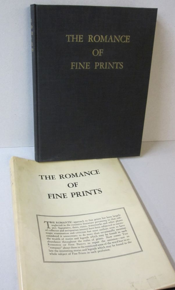 The Romance of Fine Prints. Alfred Fowler.