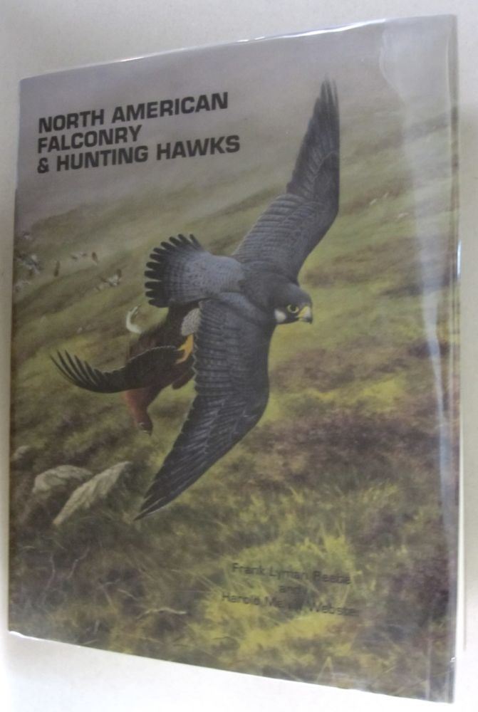 North American Falconry & Hunting Hawks. Eighth Edition. Frank L., Harold M. Webster Beebe.