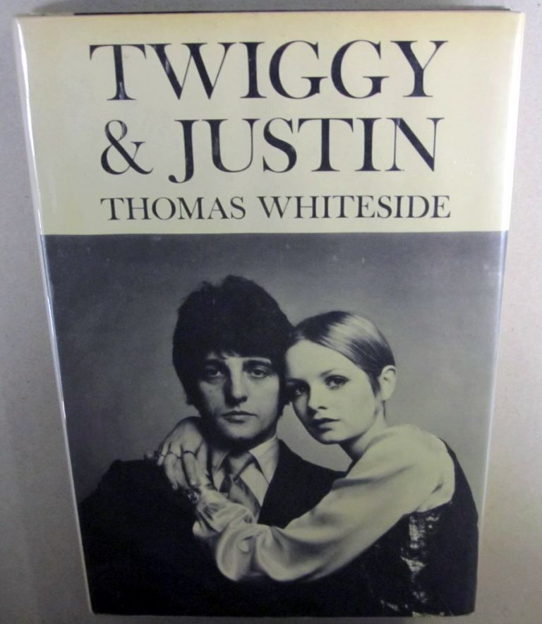 Twiggy & Justin. Thomas Whiteside.