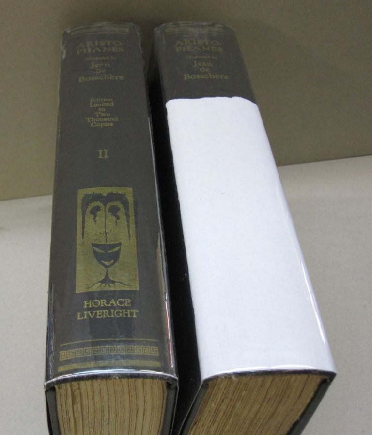 Aristophanes The Eleven Comedies; Two Volume Set. Aristophanes.