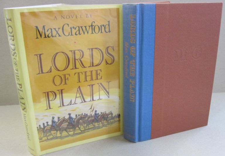 LORDS OF THE PLAINS (Lords of the Plain Cloth). Crawford.