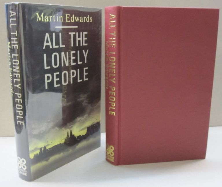 All the Lonely People. Martin Edwards.