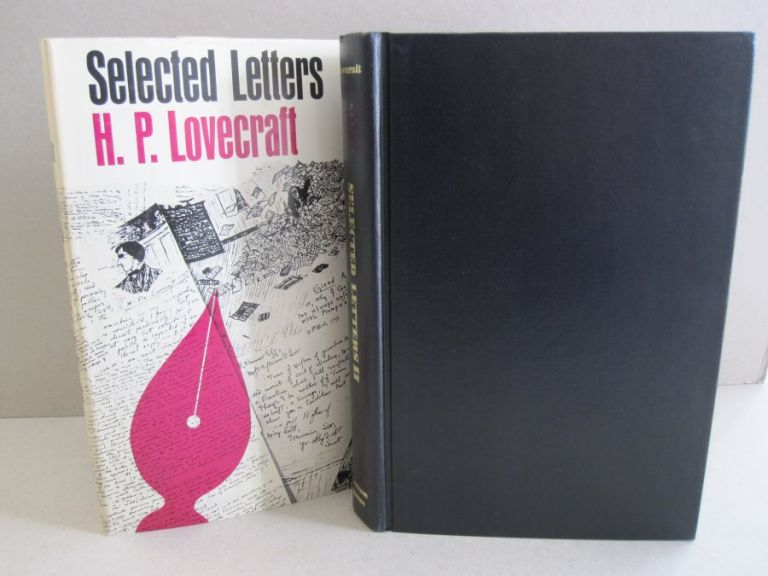Selected Letters; Volume II. H. P. Lovecraft.