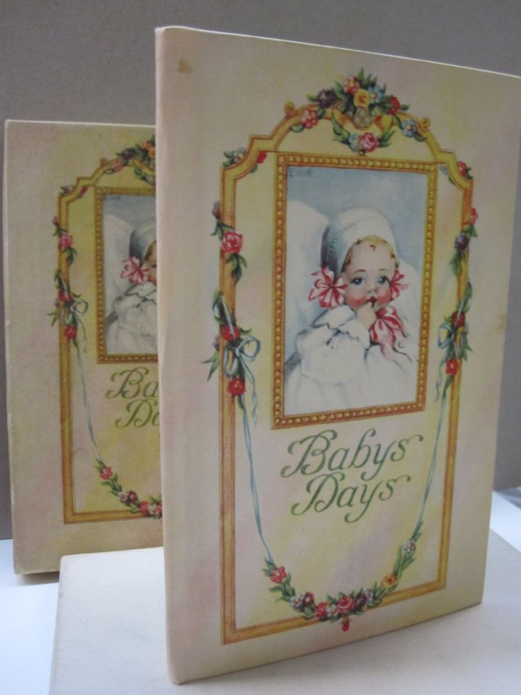 Baby Day's; IN ORIGINAL PICTORIAL BOX