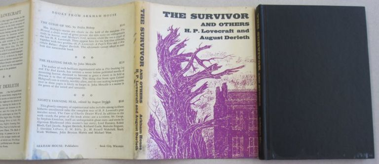 The Survivor and Others. H P. Lovecraft, August Derleth.