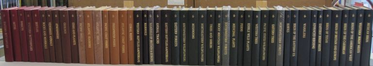 Roger Tory Peterson Field Guides 47 volumes. Roger Tory Peterson.