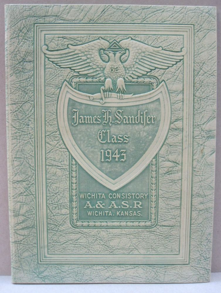 James Harvey Sandifer Class 1943; Ancient and Accepted Scottish Rite