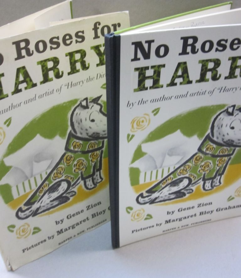 No Roses for Harry! Gene Zion.