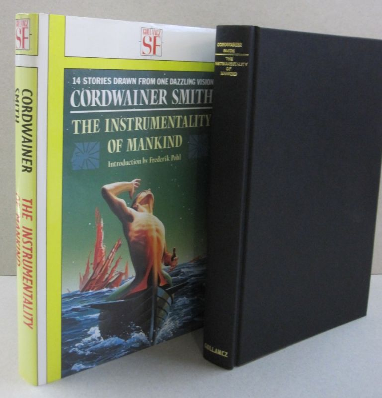 The Instrumentality of Mankind. Cordwainer Smith.