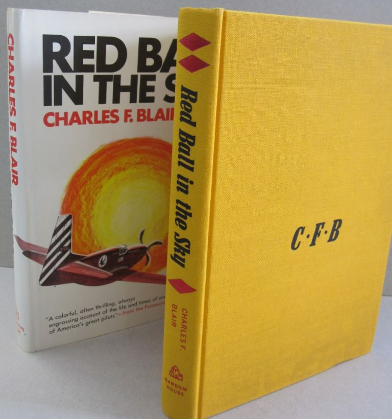 Red Ball in the Sky. Charles F. Blair.