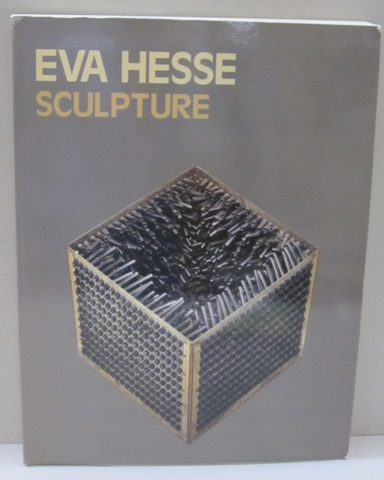 Eva Hesse Sculpture. Bill. Barrette.