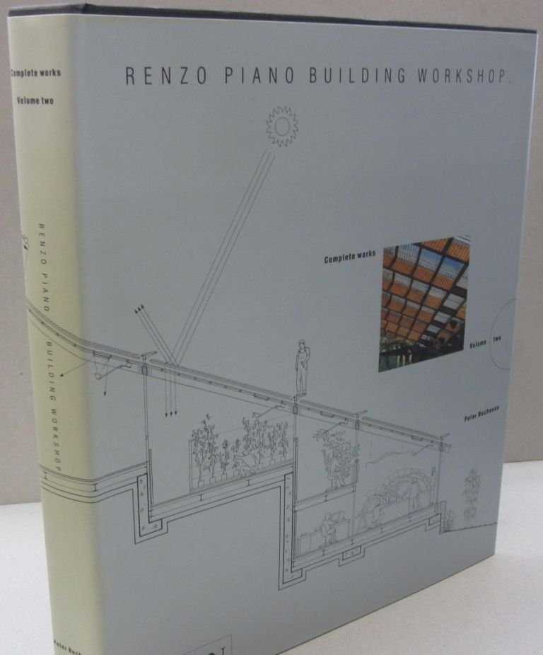 Renzo Piano Building Workshop Complete Works (Volume Two). Peter Buchanan.