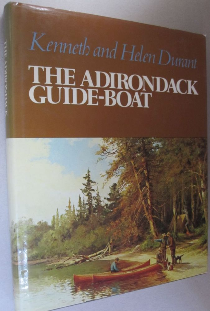 The Adirondack Guide-Book. Kenneth, Helen Durant.