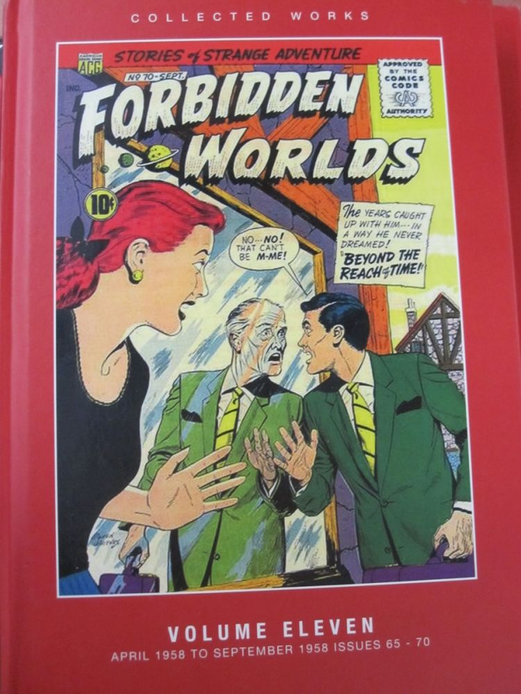 Forbidden Worlds.