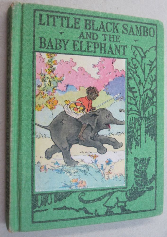Little Black Sambo and the Baby Elephant. Frank Ver Beck.