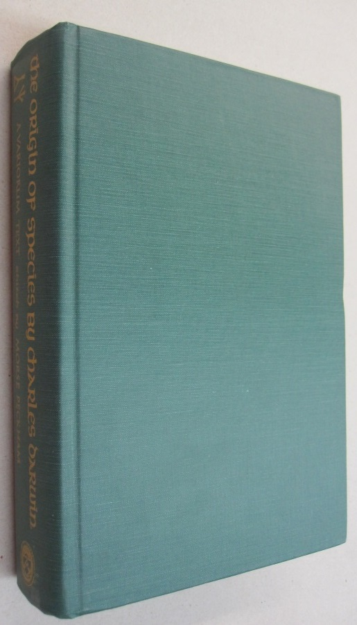 The Origin of Species By Charles Darwin A Variorum Text. Charles Darwin, Morse Peckham.