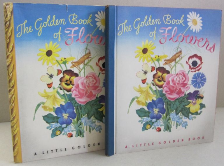 The Golden Book of Flowers. Mabel Witman.