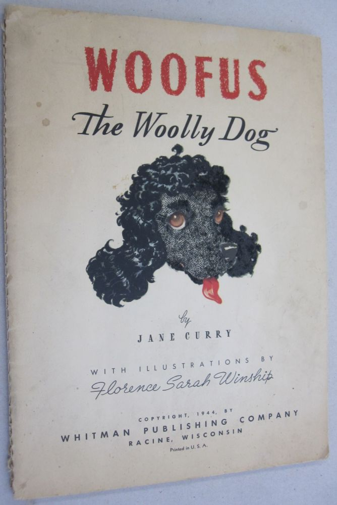 Woofus The Woolly Dog. Jane Curry.