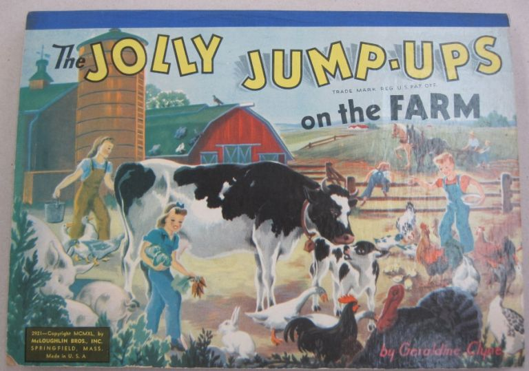 The Jolly Jump-Ups on the Farm. Gerald Clyne.