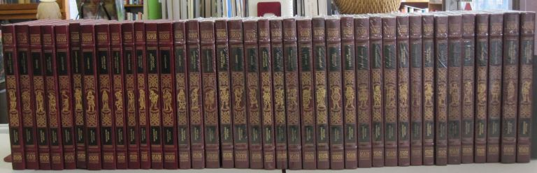 The Complete Works of William Shakespeare in Thirty-Nine (39) Volumes. William Shakespeare.