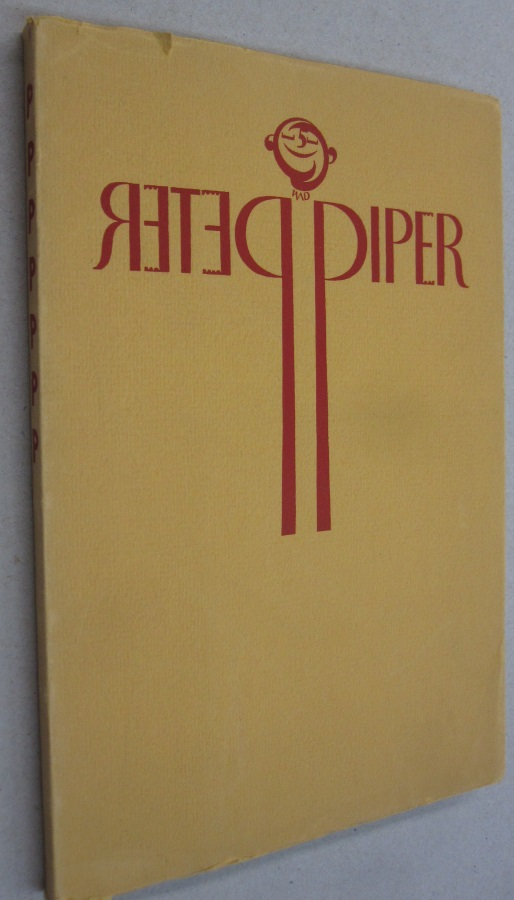 Peter Piper's Practical Principles of Plain & Perfect Pronunciation. intro Harry Lydenberg.