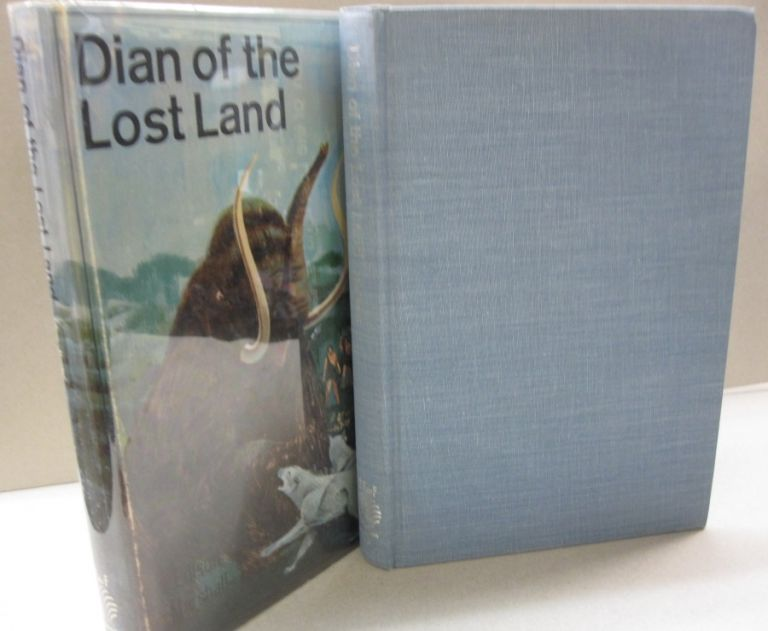 Dian of the Lost Land. Edison Marshall.