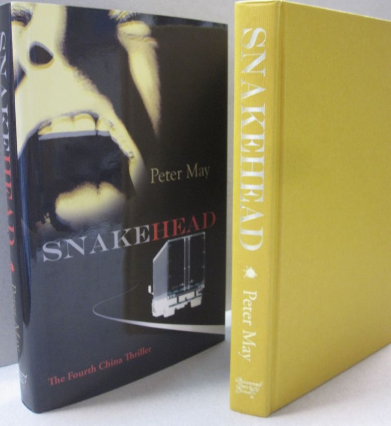 Snakehead: A China Thriller (China Thrillers). Peter May.