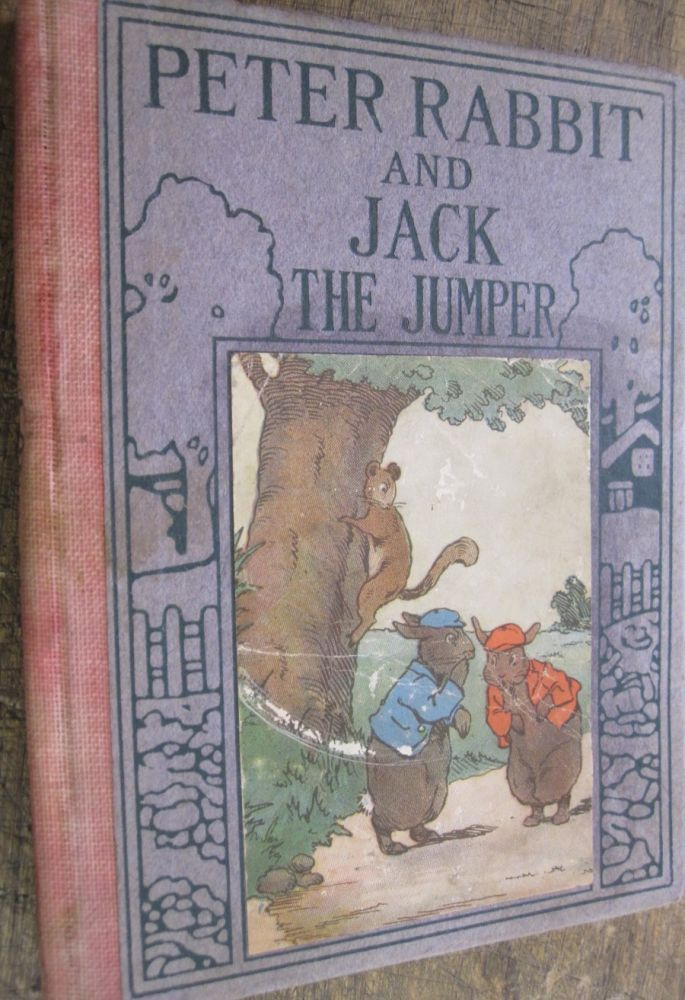 Peter Rabbit and Jack the Jumper. Linda Stevens Almond.