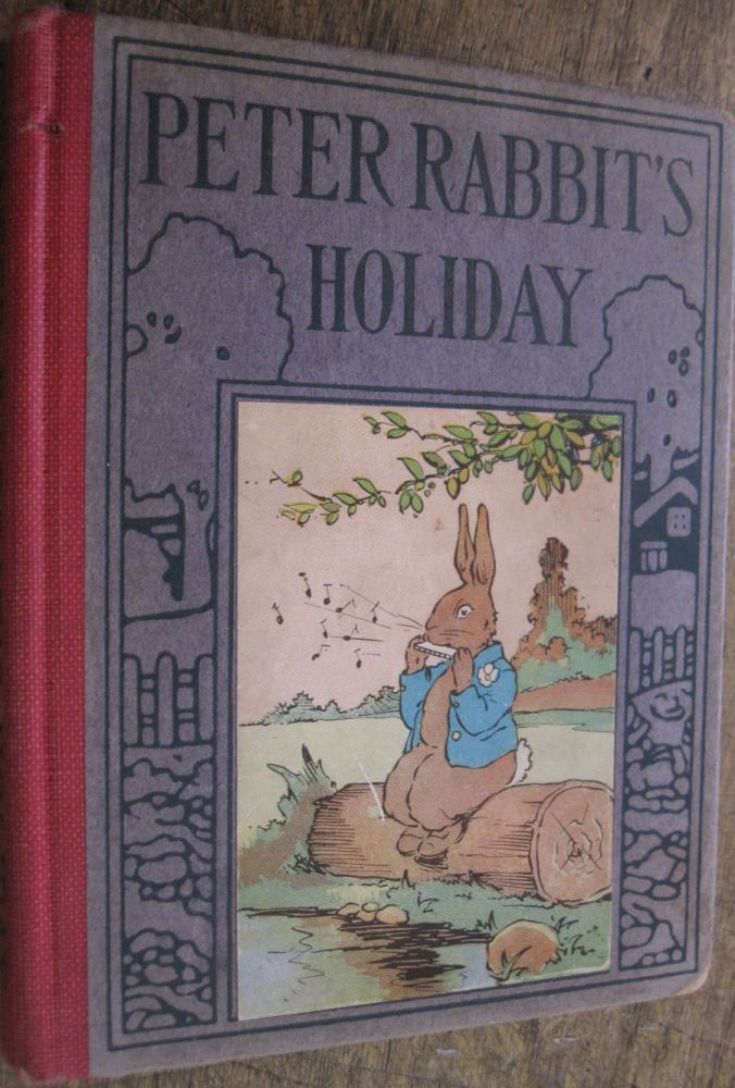 Peter Rabbit's Holiday. Linda Stevens Almond.
