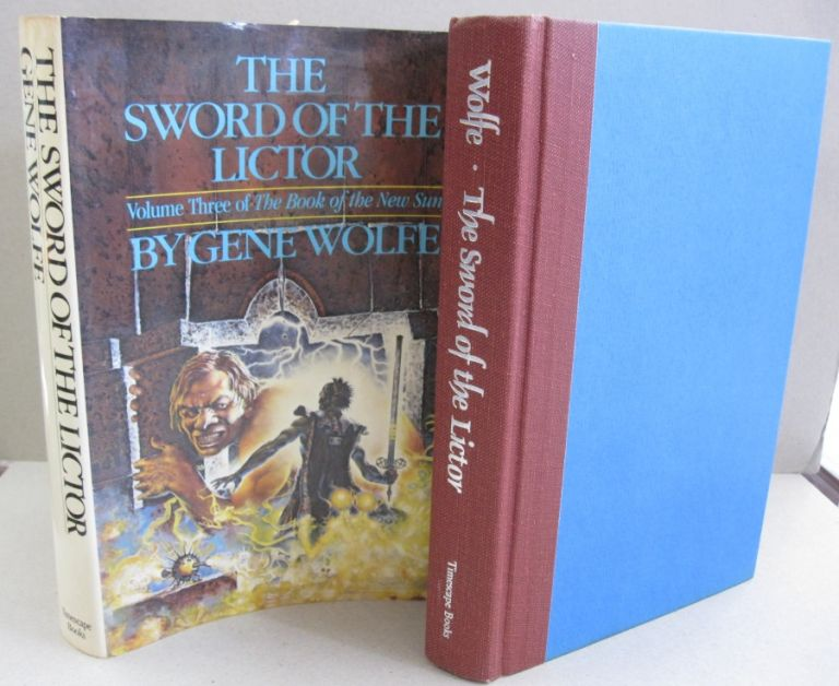 The Sword of the Lictor (The Book of the New Sun, Volume 3). Gene Wolfe.