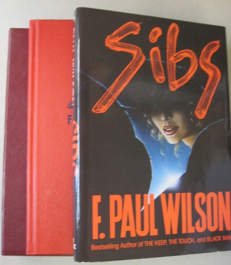 Sibs Signed Limited. F. Paul Wilson.