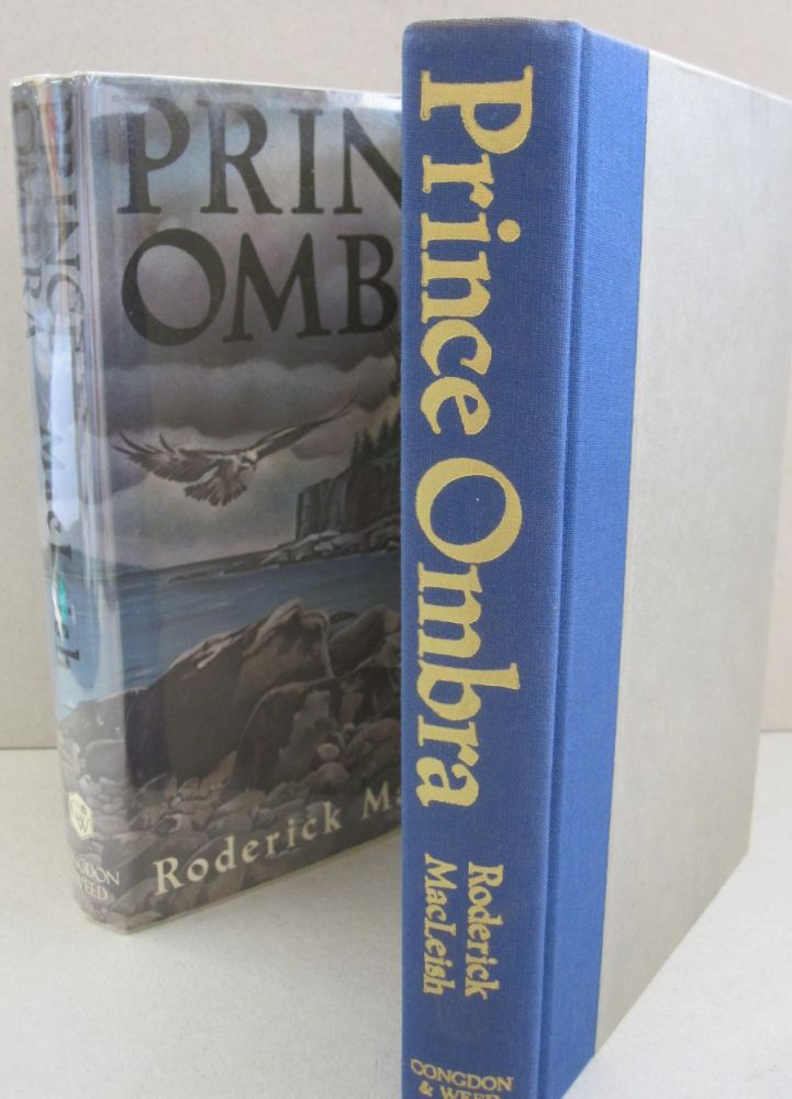Prince Ombra. Roderick MacLeish.