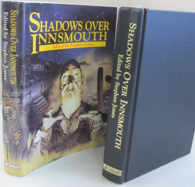 Shadows over Innsmouth. Ramsey Campbell.