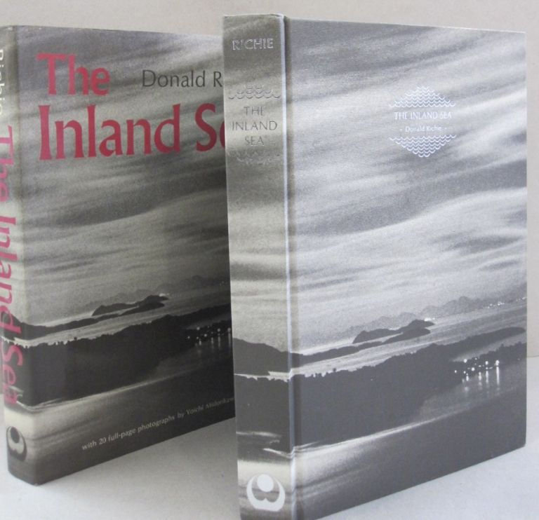 The Inland Sea. Donald Richie.