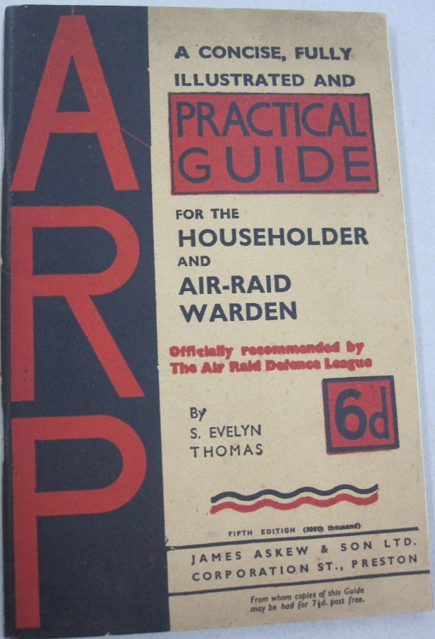 Practical Guide to A.R.P. S. Evelyn Thomas.