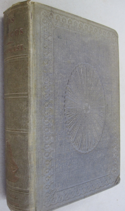 Los Gringos; or, an Inside View of Mexico and California with Wanderings in Peru, Chili, Polynesia. Lieut. Henry A. Wise U. S. N.
