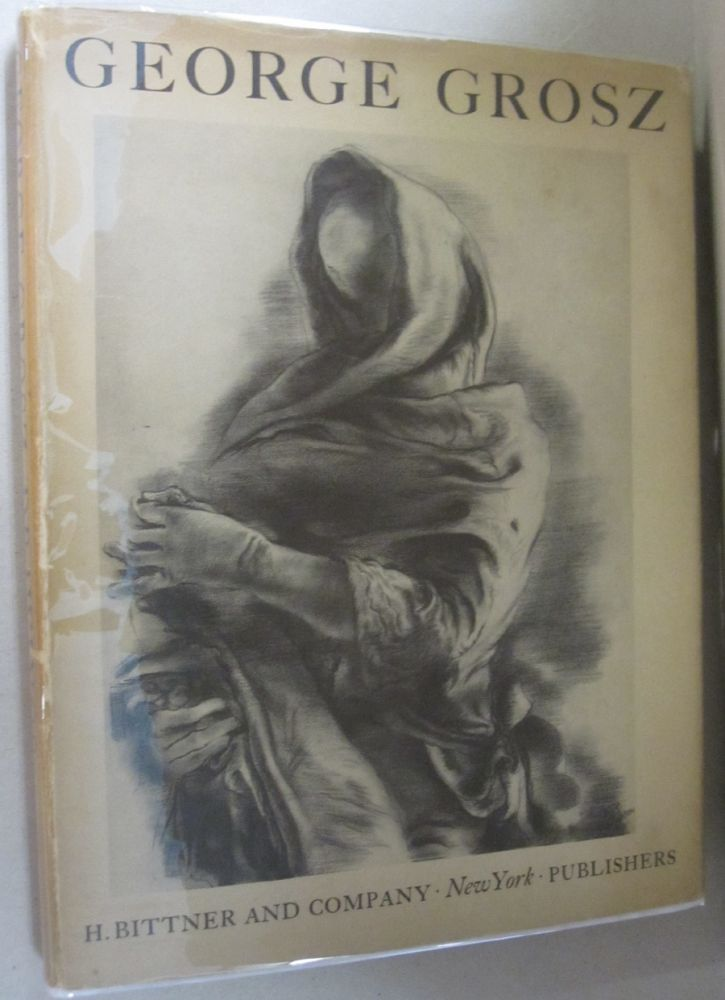 George Grosz Drawings - Signed by Grosz; With an Introduction by the Artist. George Grosz.