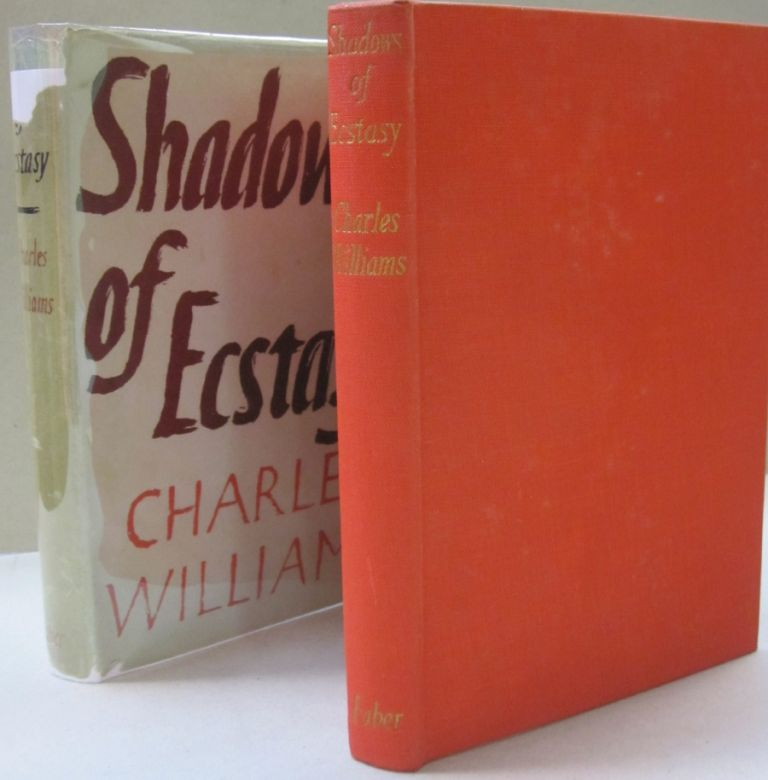 Shadows of Ecstasy. Charles Williams.
