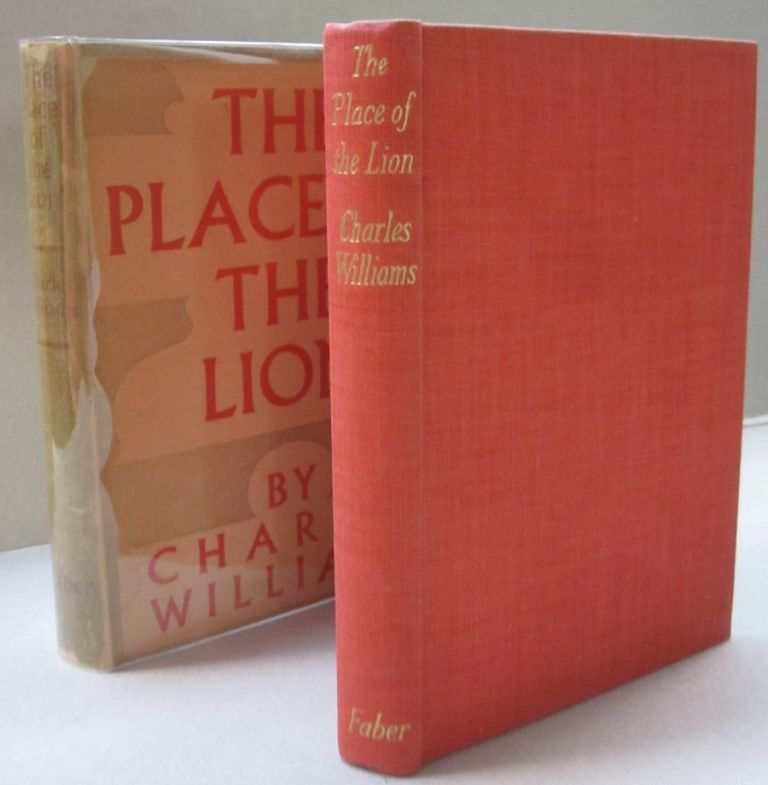 The Place of the Lion. Charles Williams.