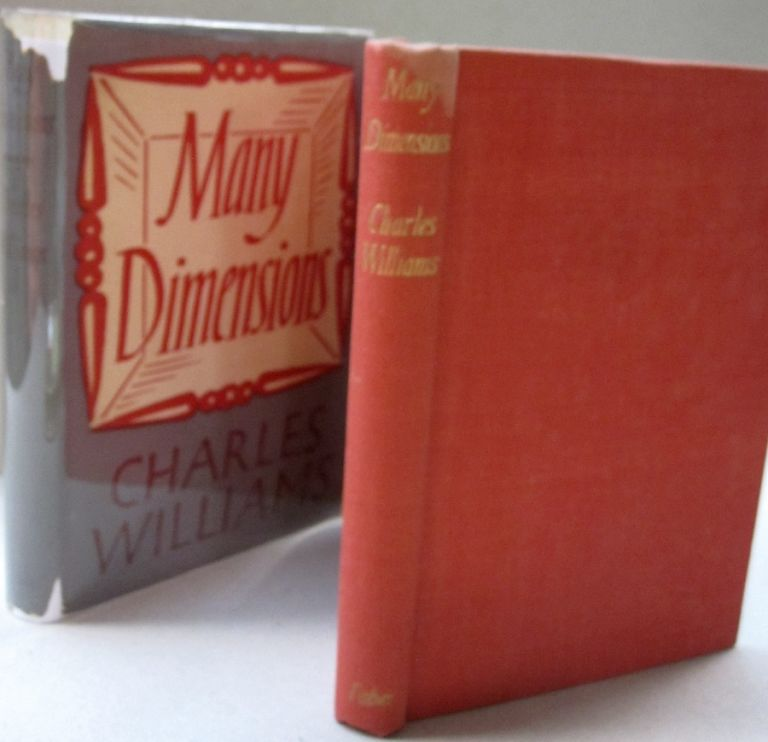 Many Dimensions. Charles Williams.